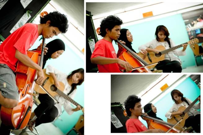 Wani,Fynn and Syafiq @ Cosmopoint